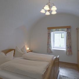 Ferienwohnung Waldner Schlafzimmer