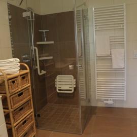 Badezimmer Waldner Ferienwohnung